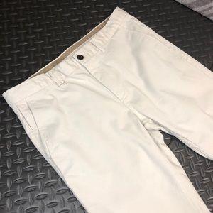 Zara Man Slim Fit Khaki Chino Pants